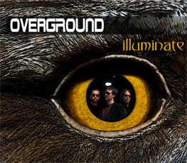 Overground, Illuminate cover